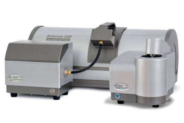 Bettersizer 2600 laser particle size analyzer