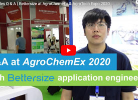 Pesticides Q & A | Bettersize at AgroChemeEx & AgroTech Expo 2020 - 翻译中...
